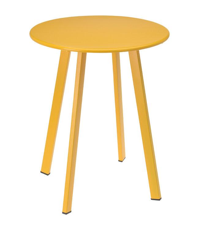 Tafel 40cm - oker geel