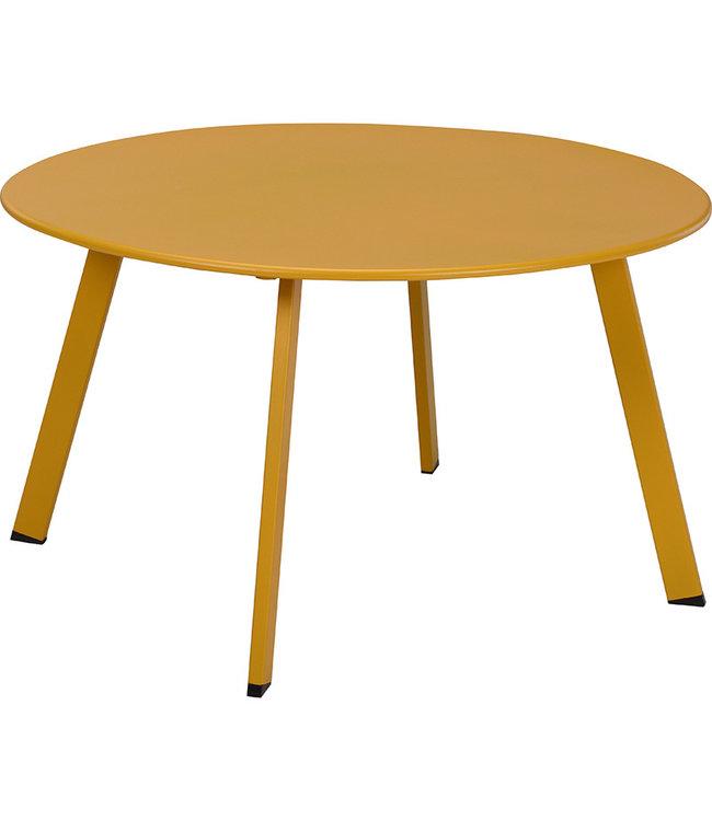 Tafel 70cm - oker geel