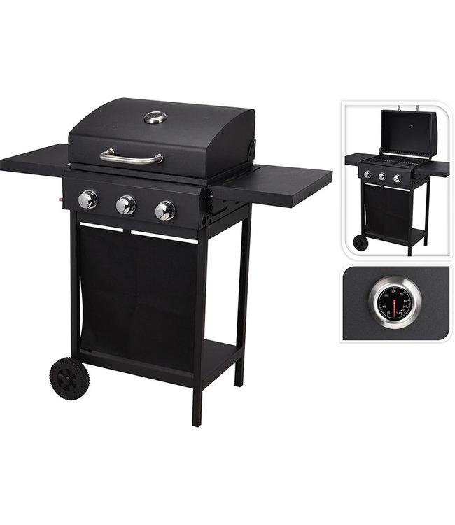 Gas barbecue - 3 branders