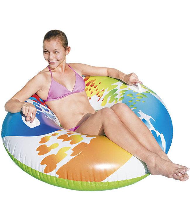 Zwemband XL - met handvaten