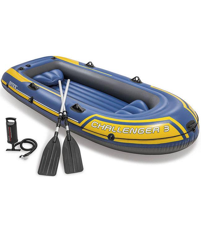 Challenger 3 - Opblaasboot - complete set
