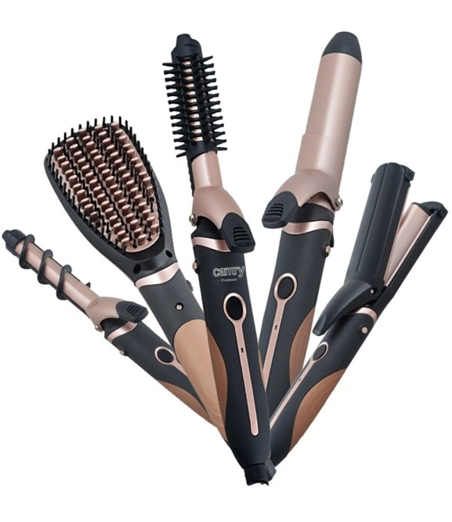 CR2024 - Hairstylerset - 5 delig