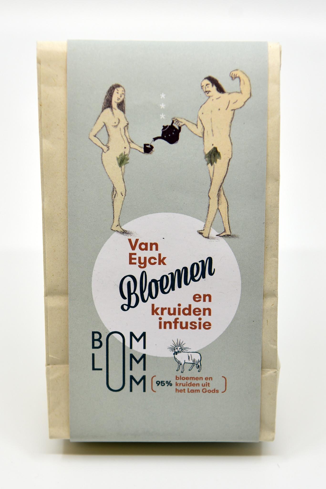 Blommm Bloemen- en kruideninfusie Van Eyck - Blommm
