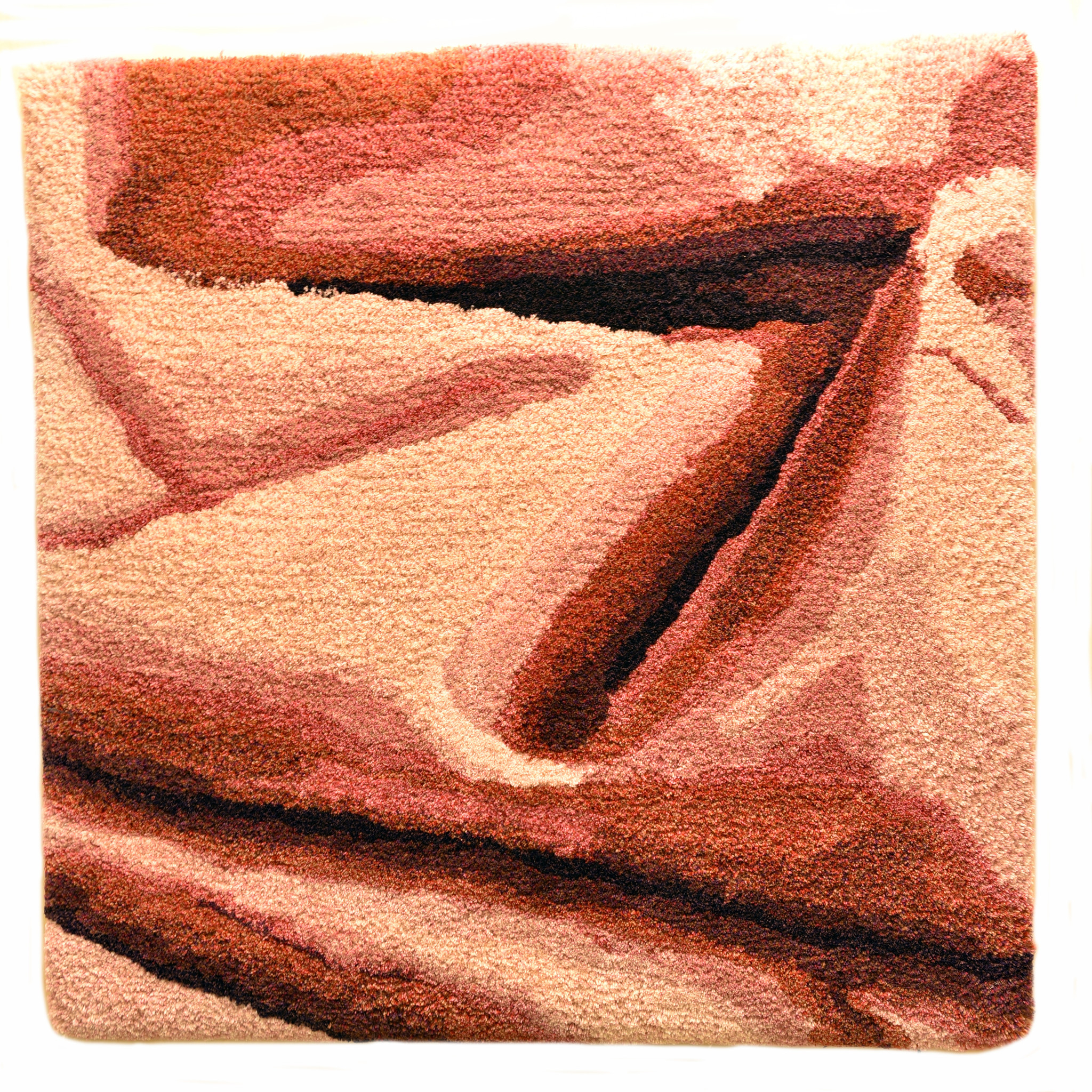 Vera Vermeersch Tapestry red - Vera Vermeersch