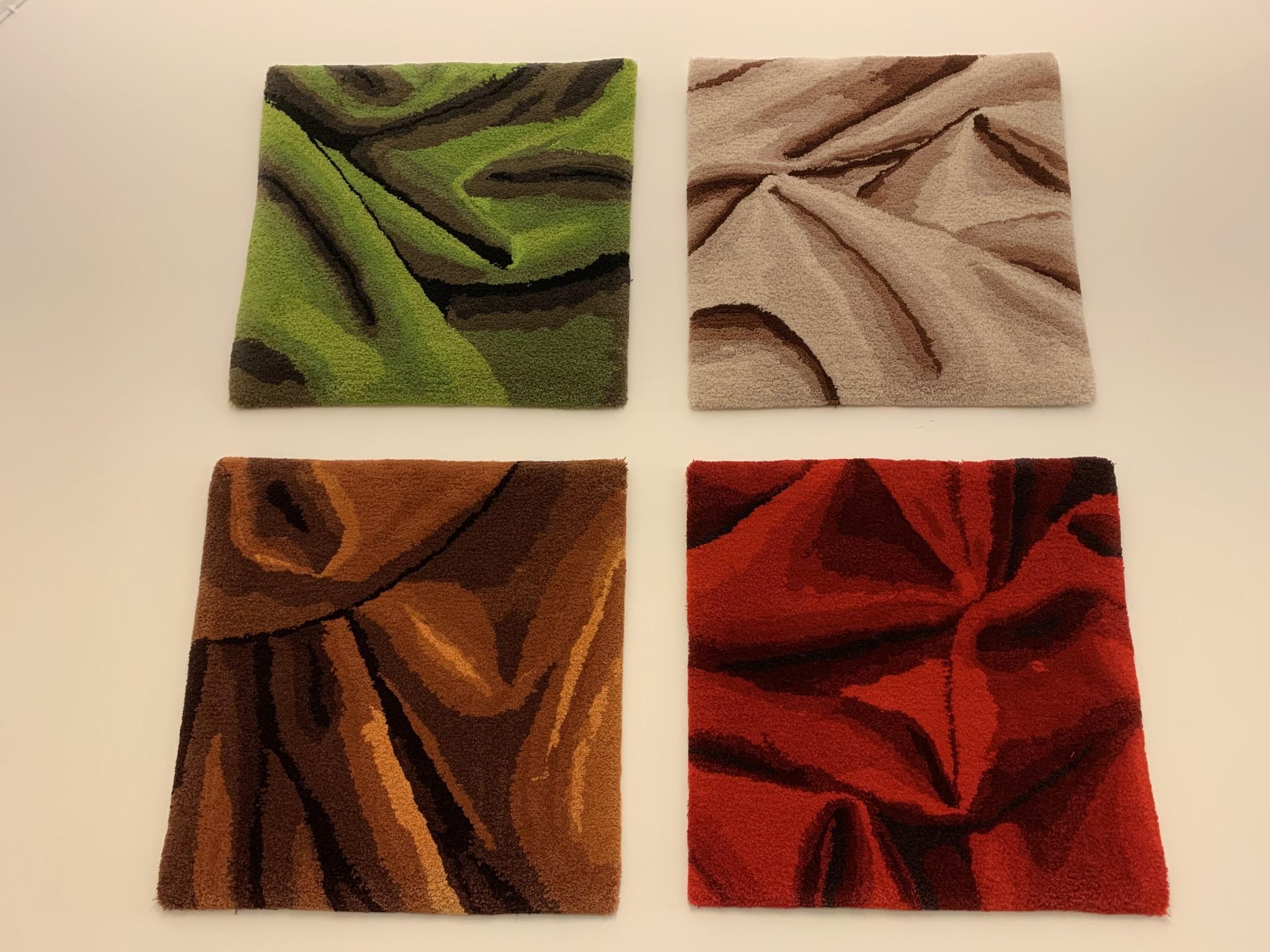 Vera Vermeersch Tapestry green - Vera Vermeersch