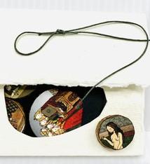 Tine De Groote Set of magnets Van Eyck - Tine De Groote