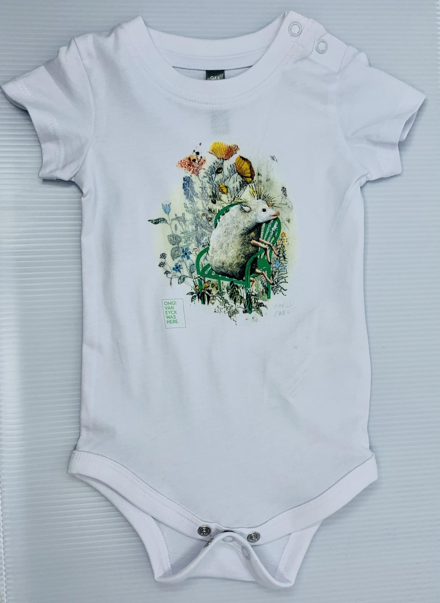 Carll Cneut Baby romper - Carll Cneut