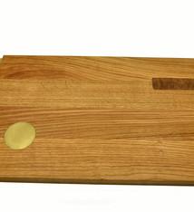 Studio E.V.A Double-sided oak tray - Studio E.V.A