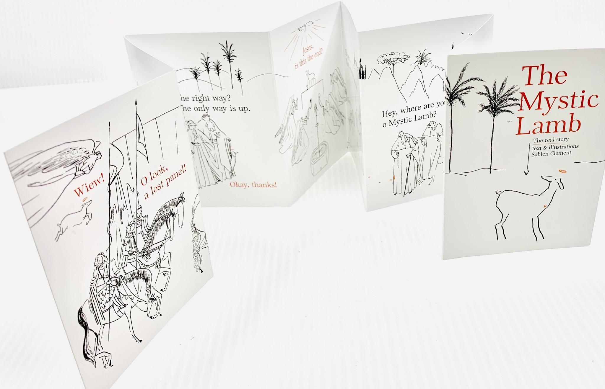 Sabien Clement Accordion booklet - Sabien Clement