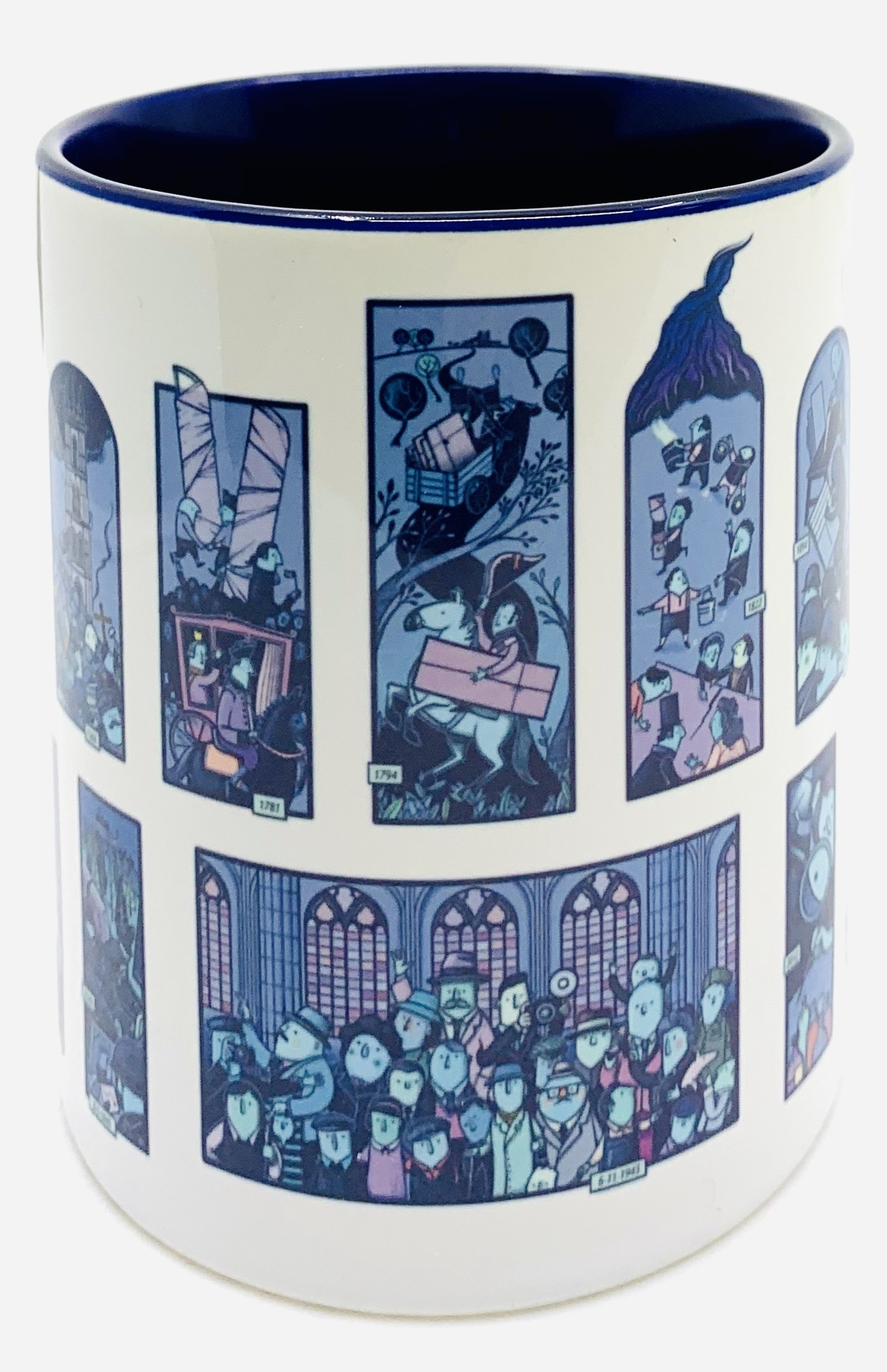 Peter Goes  Mug Ghent Altarpiece - Peter Goes