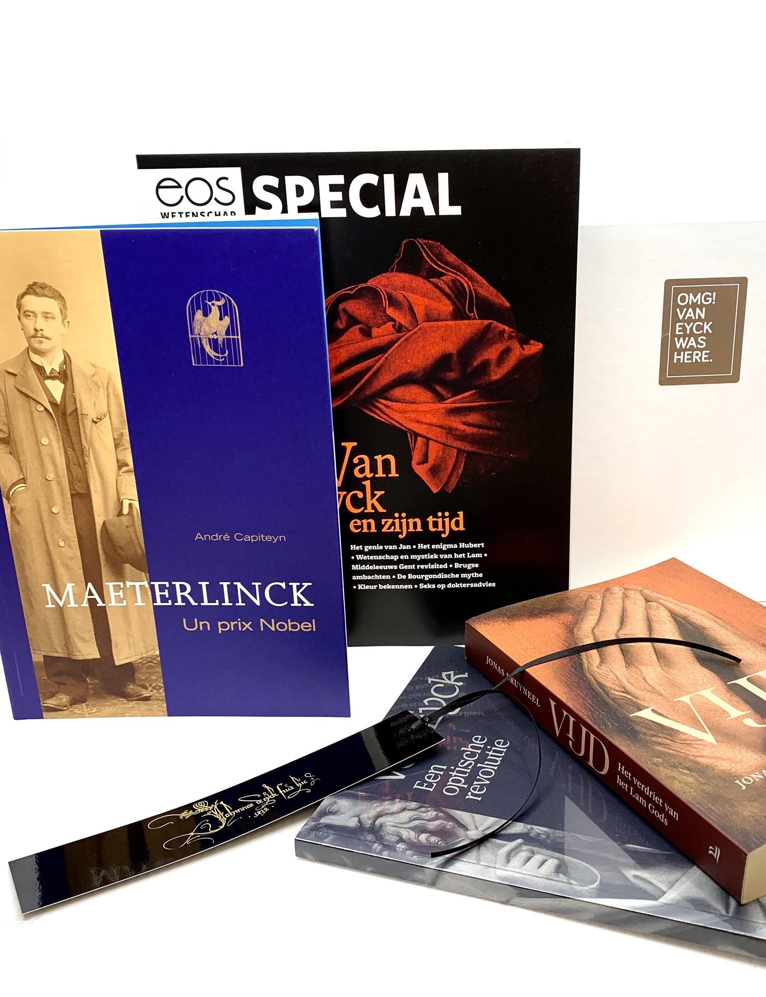 Van Eyck shop Cadeaupakket 'Boekenwurm'