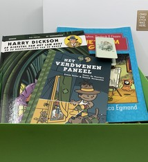 Van Eyck shop Gift box 'Little bookworm'