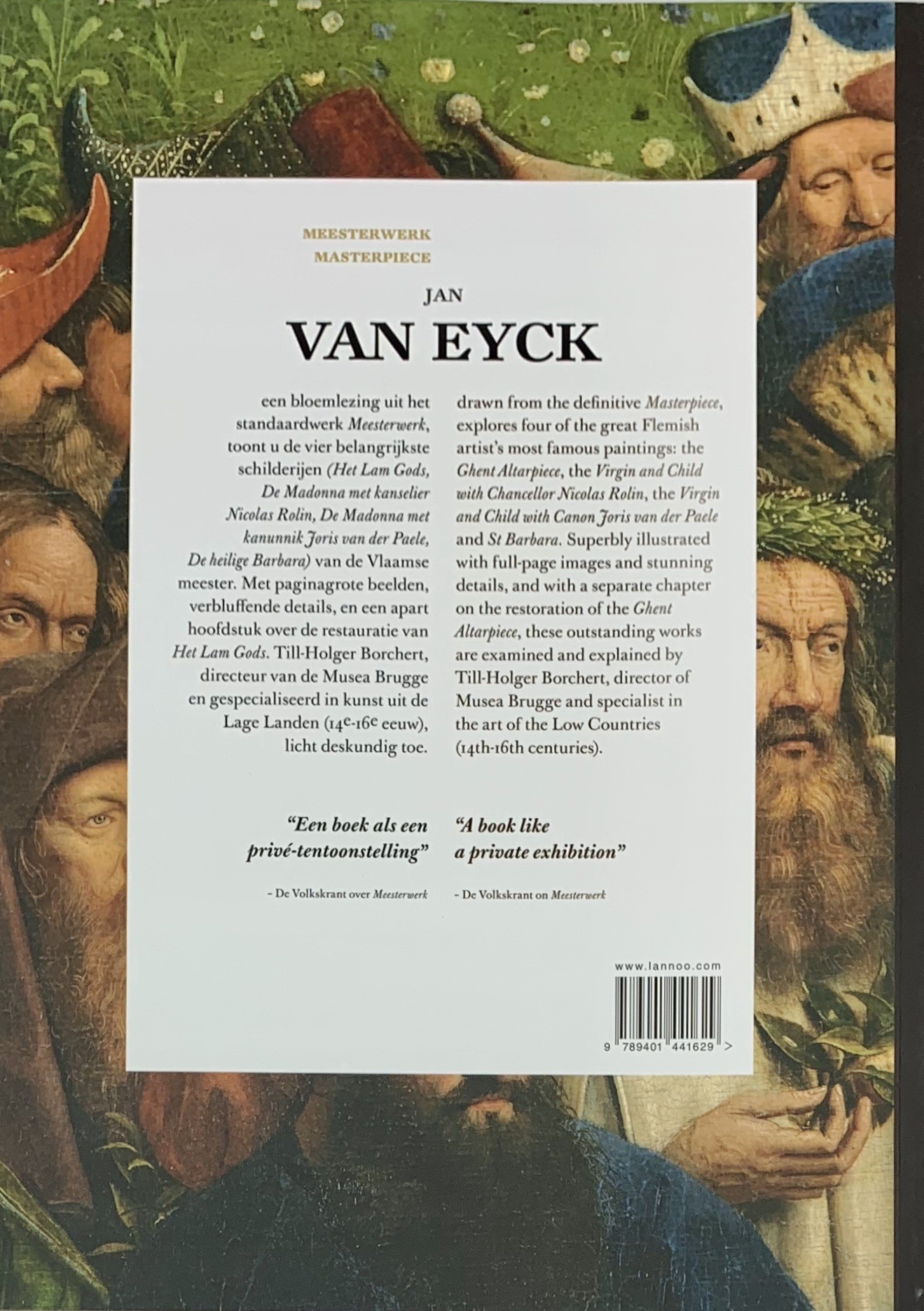Till-Holger Borchert Meesterwerk: VAN EYCK - Till-Holger Borchert