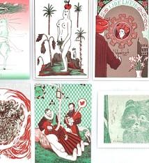 Jozias Boone Luxury postcard - Jozias Boone