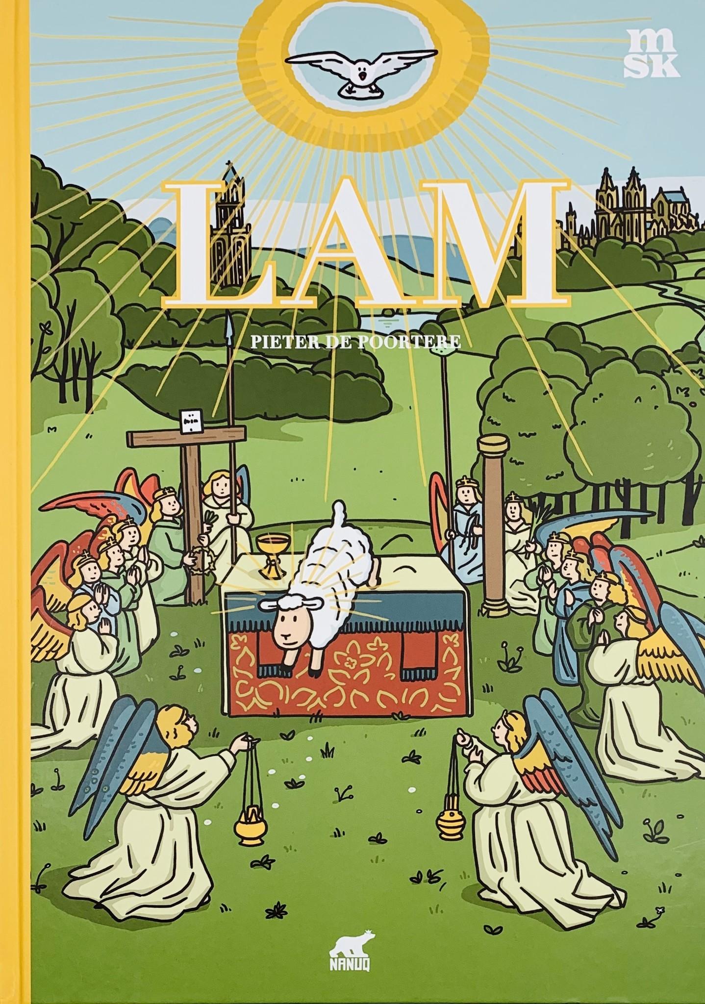 Pieter De Poortere Lam (Lamb) - Pieter De Poortere