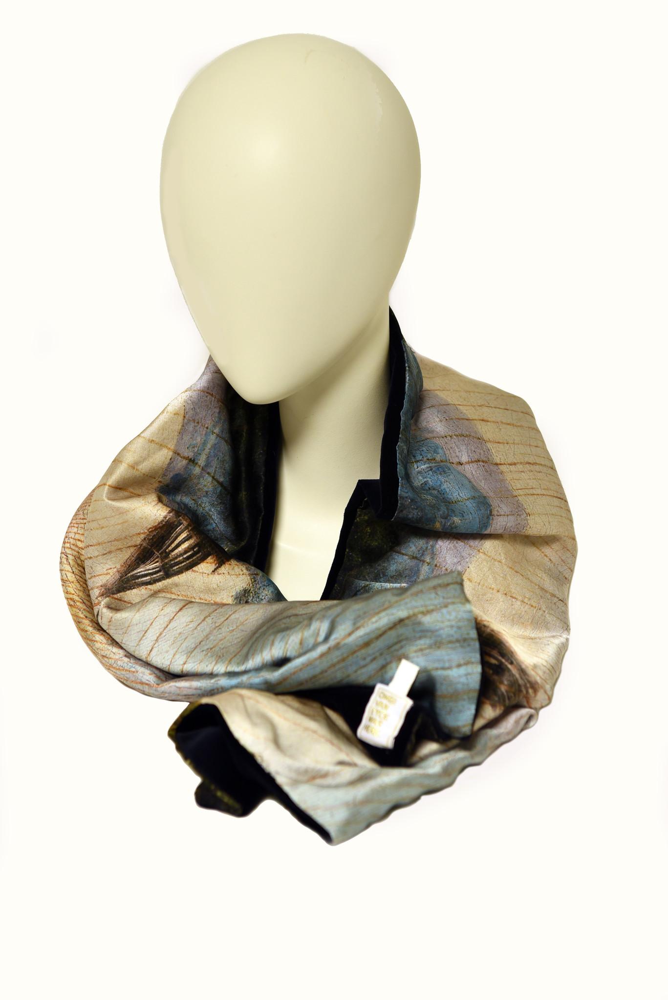 Tilly Modes Unieke sjaal en hoed - Tilly Modes