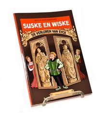 Willy Vandersteen Suske en Wiske - De verloren Van Eyck
