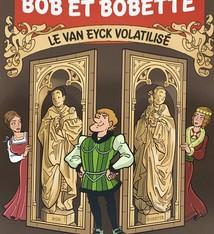 Willy Vandersteen Bob et Bobette - Le Van Eyck volatilisé