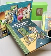 Van Eyck shop Cadeaupakket 'Leer kleuren en lezen'