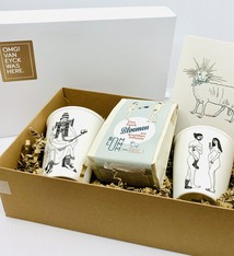Van Eyck shop Gift box 'Tea-time'