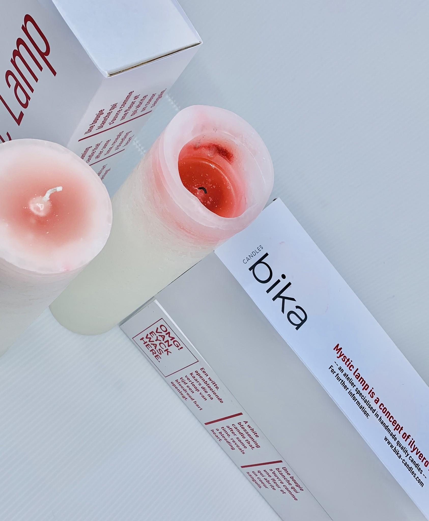 Bika Candles Kaars Mystic Lamp - Bika