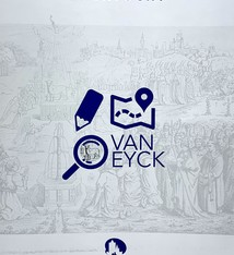 Gandante Themed walk about Van Eyck - Gandante
