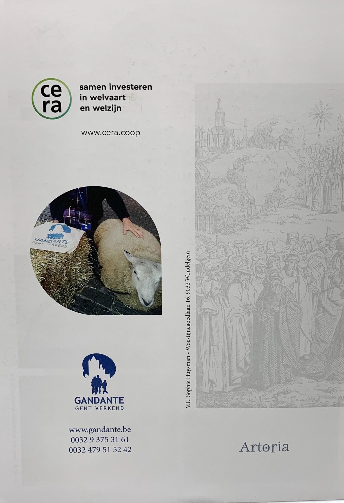 Gandante Zoektocht Van Eyck - Gandante