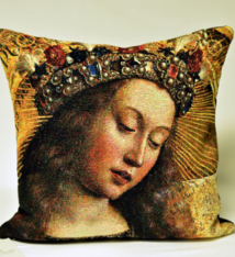 Meisterwerke Kussen Maria - Meisterwerke
