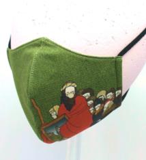 Tine De Groote Mondmasker voor volwassenen - Tine De Groote