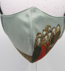 Tine De Groote Mondmasker voor kinderen - Tine De Groote