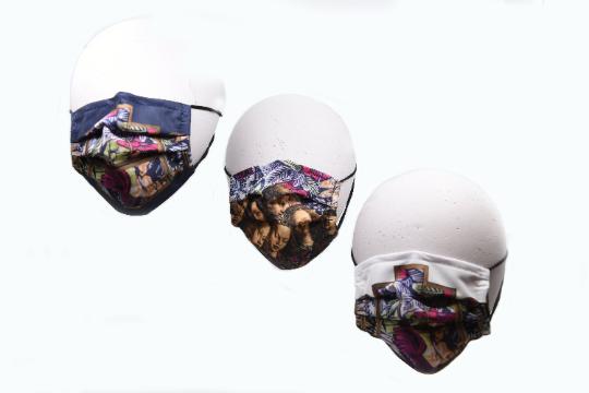 Tamu Exclusive face mask Mystic Lamb - Tamu