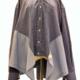 Studio AMA Unique  shirt blouse grey - Studio AMA