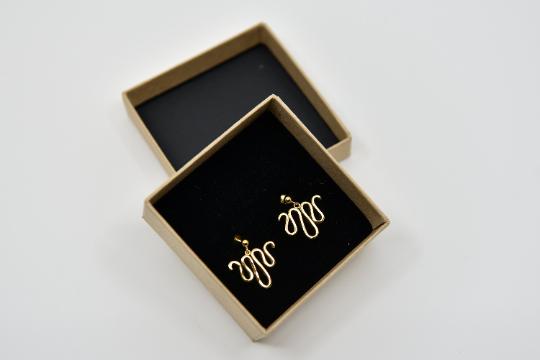 Confetti Earrings Between the folds - Confetti