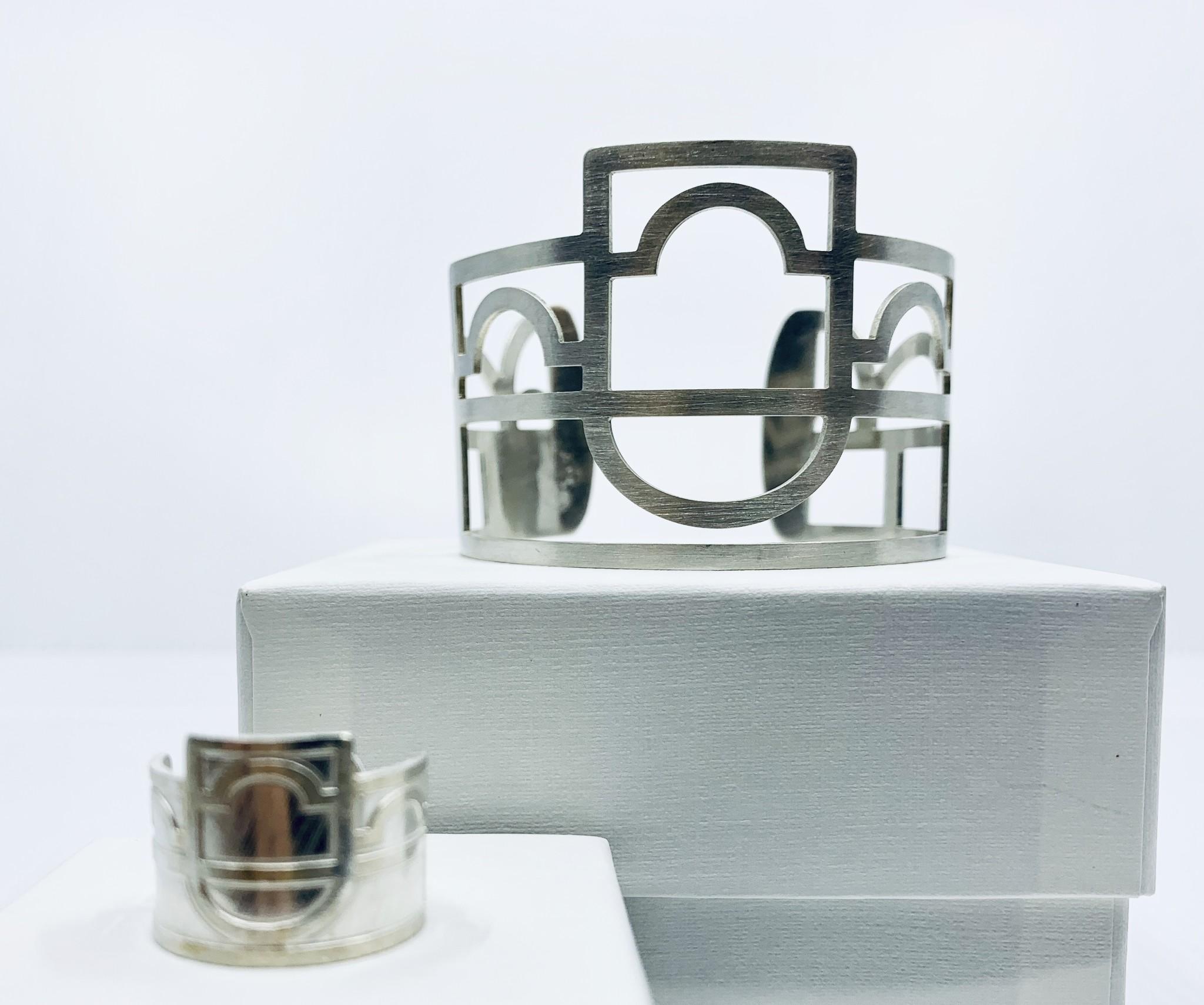 Leen Paelman Bracelet Contours of the Ghent Altarpiece - Leen Paelman