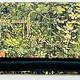 Meisterwerke Cushion cover Flowers with Jan Van Eyck's signature - Meisterwerke