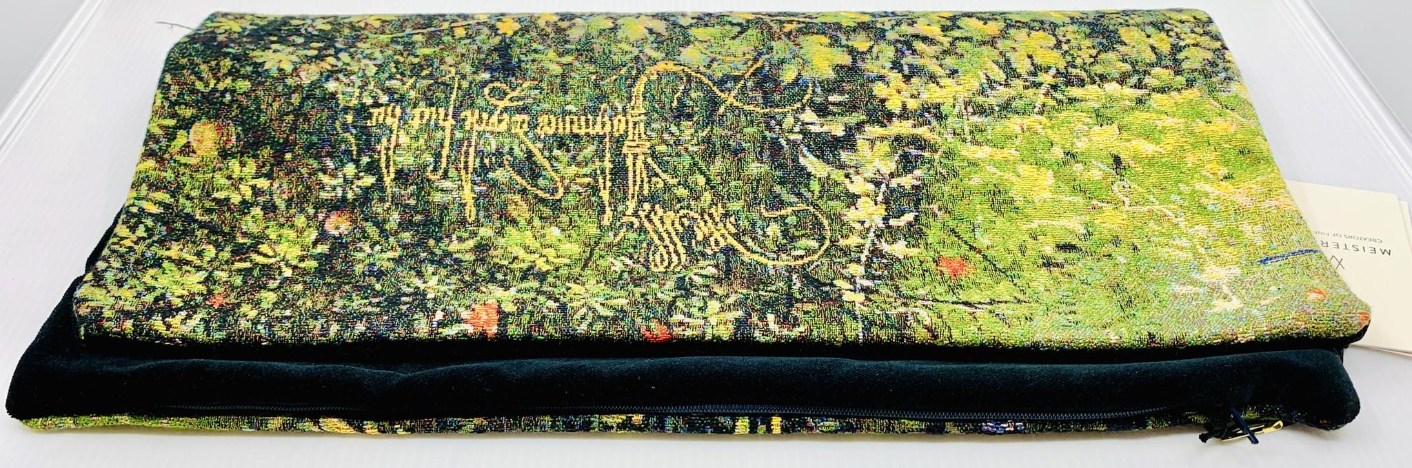 Meisterwerke Kussensloop Bloemen met handtekening van Jan Van Eyck - Meisterwerke