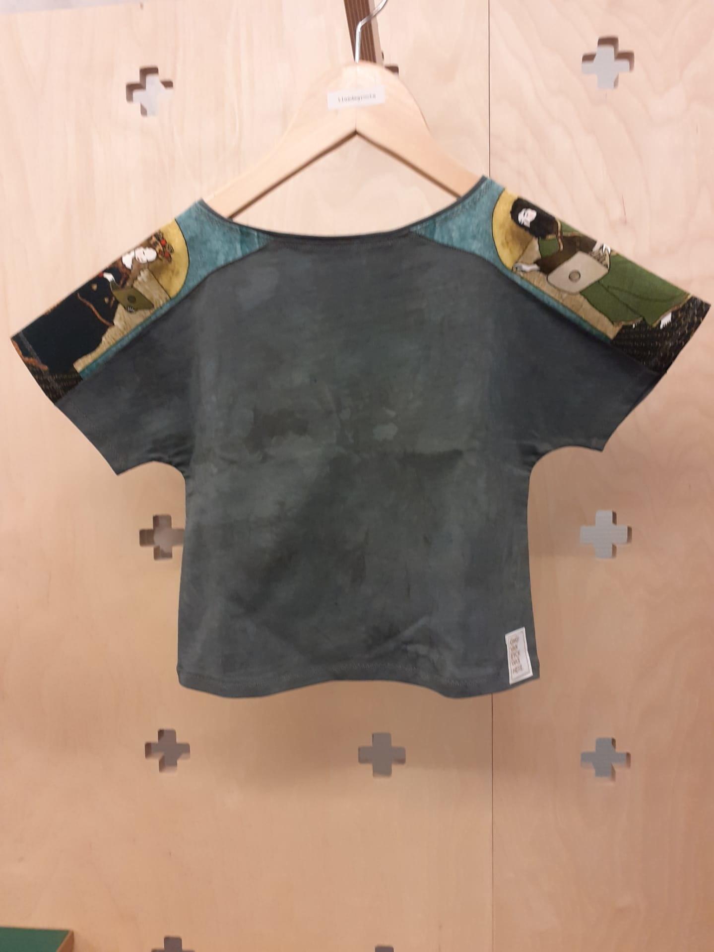 Tine De Groote Unieke kinder T-shirt motieven Lam Gods - Tine De Groote
