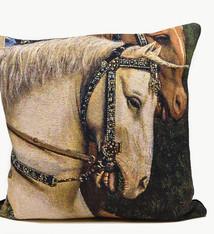 Meisterwerke Kussen Paard - Meisterwerke