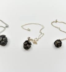 Anushka Vandenberghe Chain with Van Eyck pendant - Anushka Vandenberghe