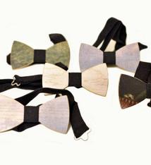 Noeuds PAP's Wooden bow tie - Noeuds PAP's