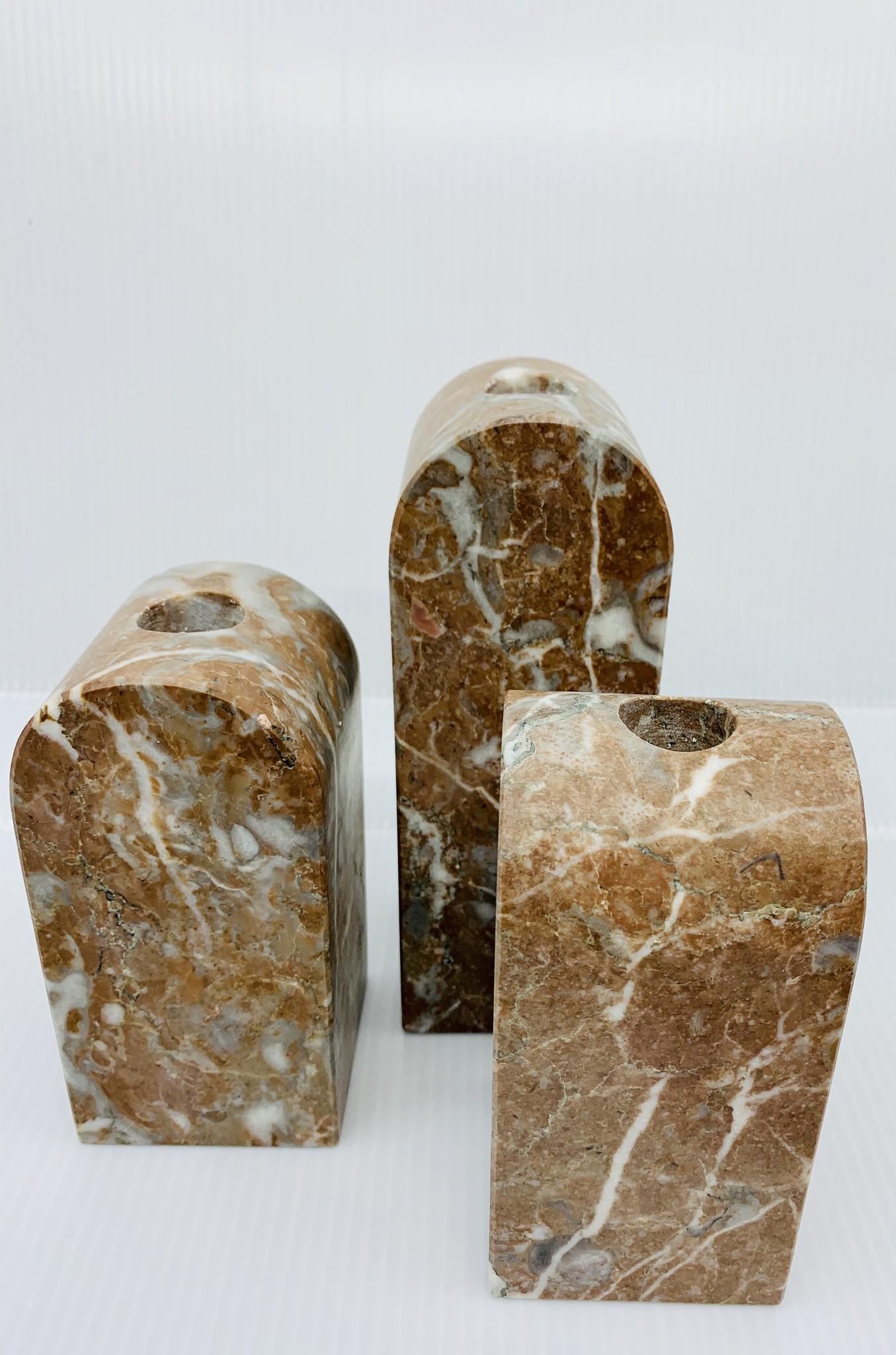 Fragmenture Triptych candlestick - Fragmenture