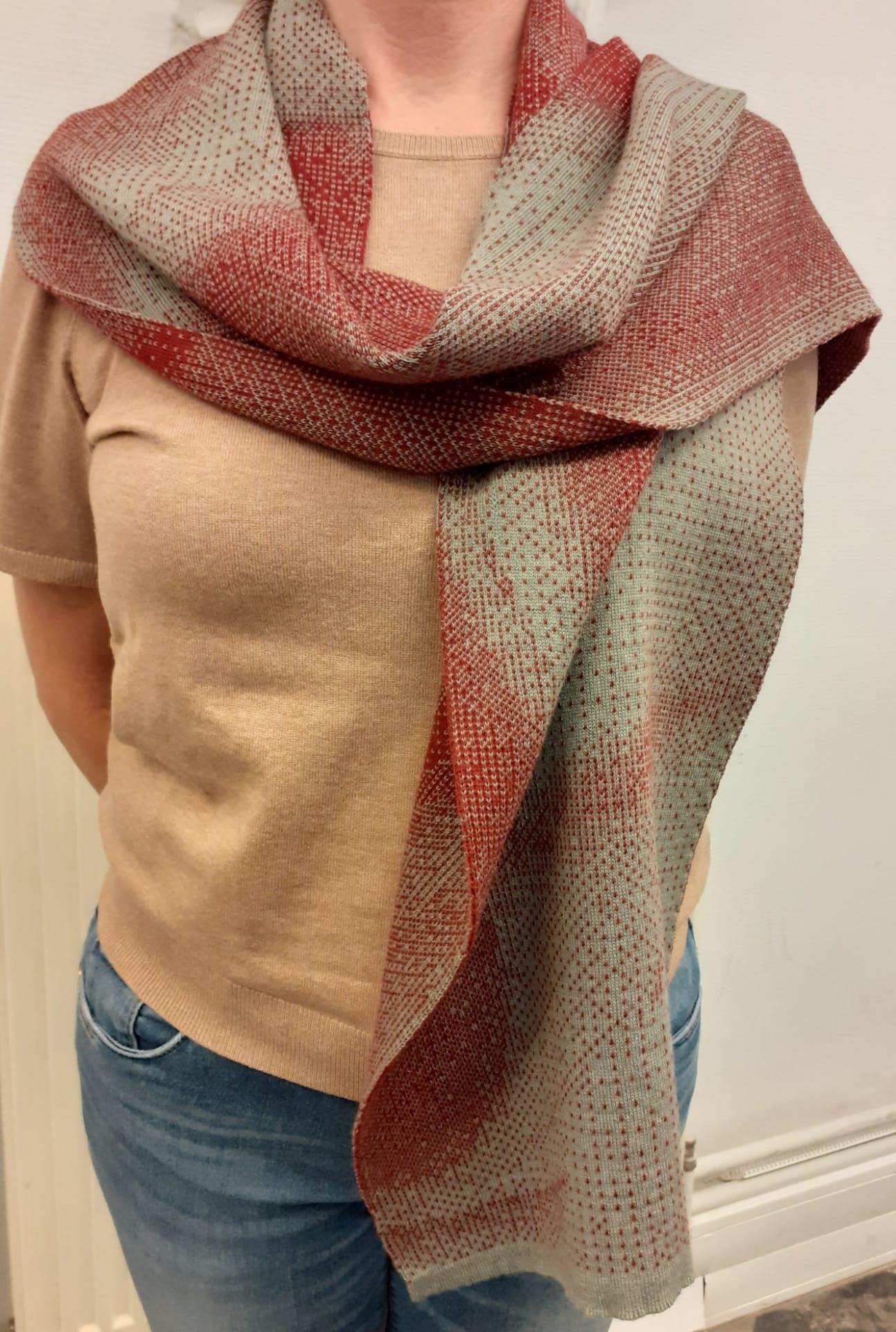 Wolvis Woollen scarf - Wolvis