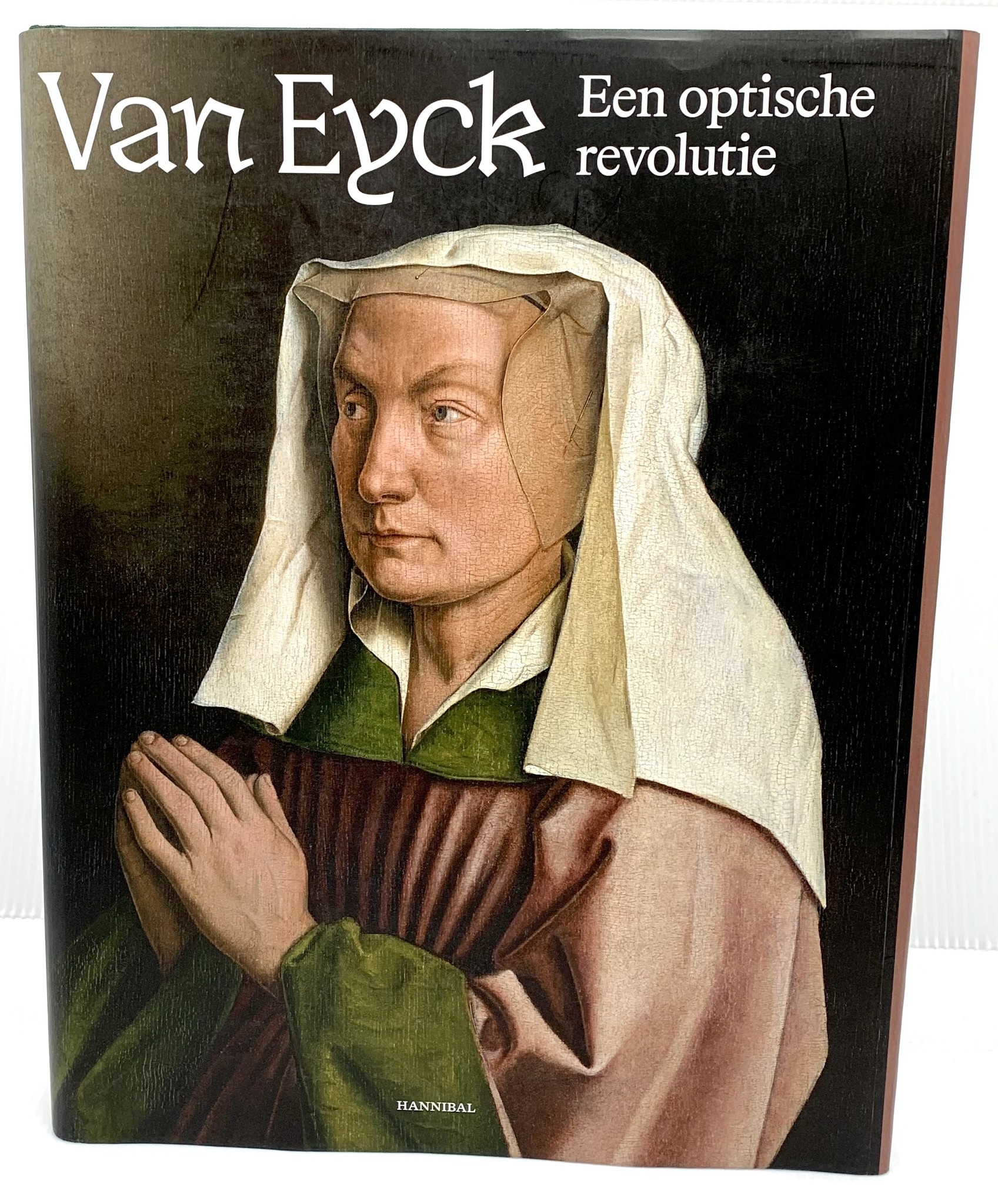 MSK Catalogue 'Van Eyck - An Optical Revolution' (English) - MSK
