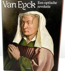 MSK Catalogue 'Van Eyck - Eine optische Revolution' (German) - MSK