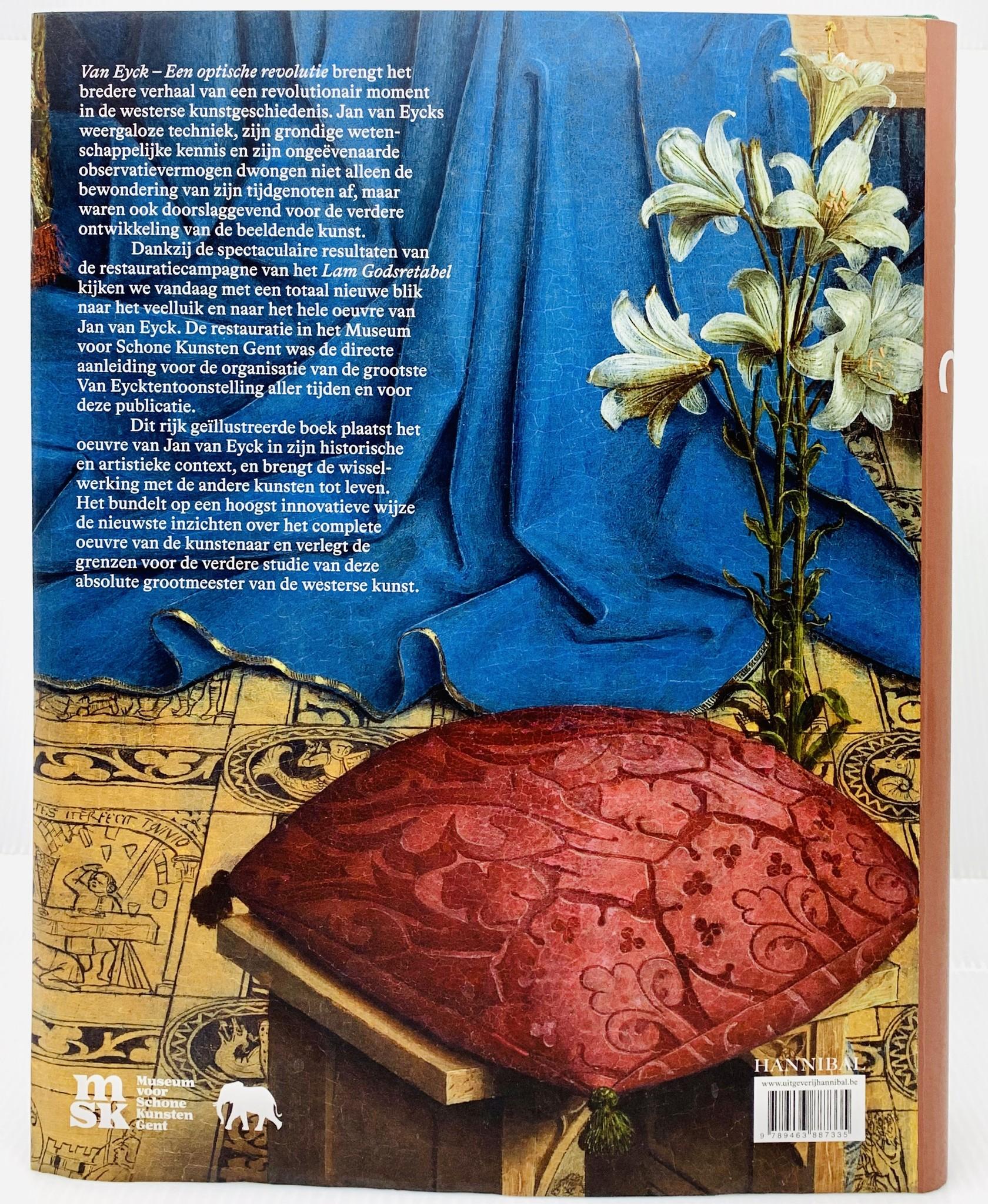 MSK Catalogus 'Van Eyck - Een optische revolutie' (Duits) - MSK