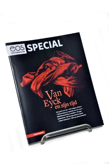 EOS EOS magazine -  speciale editie Van Eyck