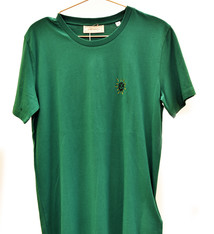 Just Hazel T-shirt Lamb green - Just Hazel