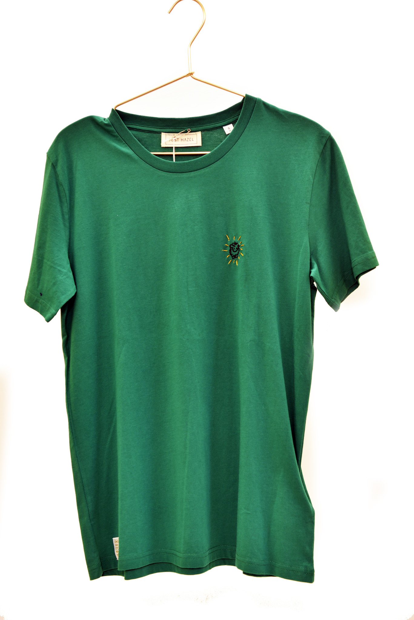 Just Hazel T-shirt Lam groen - Just Hazel