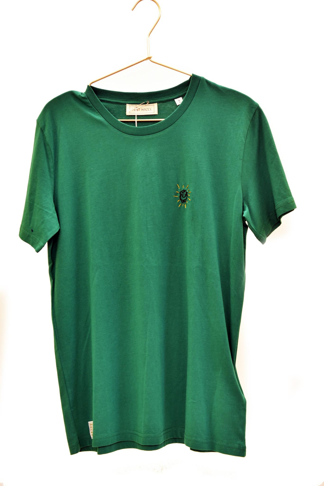 Just Hazel T-shirt Lamb green - Just Hazel