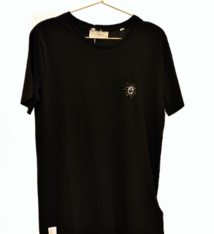Just Hazel T-shirt Lamb black - Just Hazel